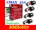 ZESTAW EMAX 4 in 1 ESC + 4 x MT2213 935KV Brushless Motors Quadcopter Dron